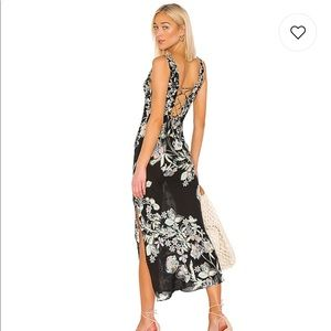 "Free People ""Never Too Late"" Maxi Dress"